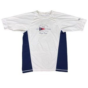 Sailing Club Coast Crew Athletic Sailing T-Shirt